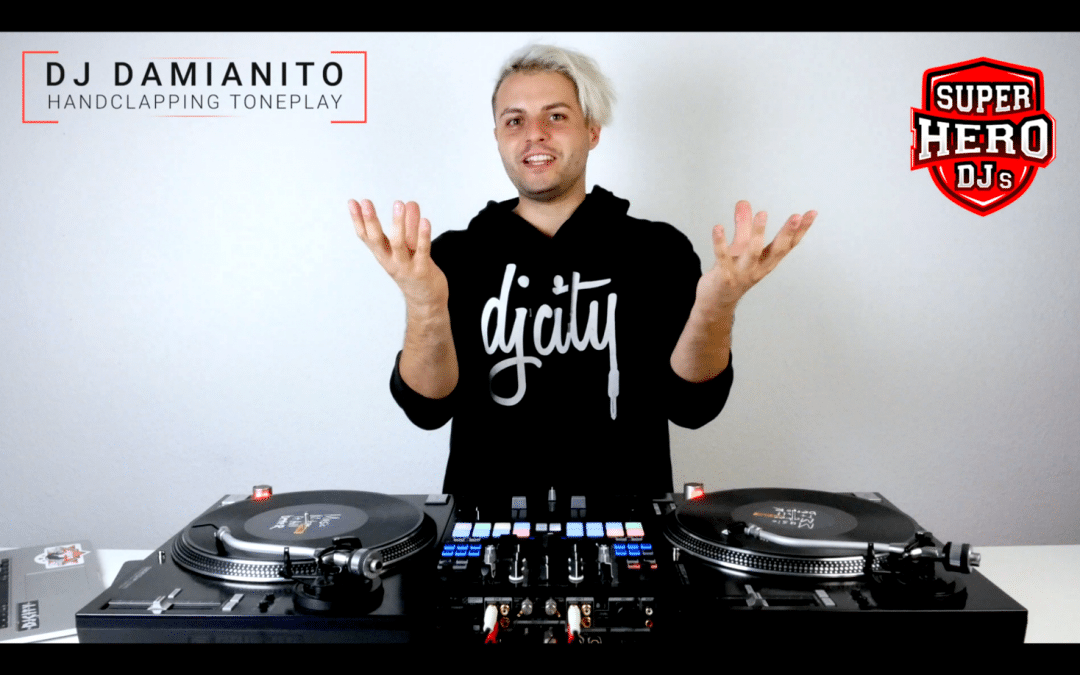 DJ DAMIANITO – Handclapping Routine