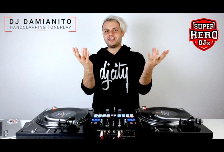 DJ DAMIANITO - Handclapping Routine - SUPERHERODJs