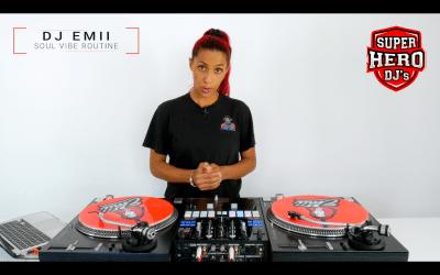 DJ EMII – Soul Vibe Routine