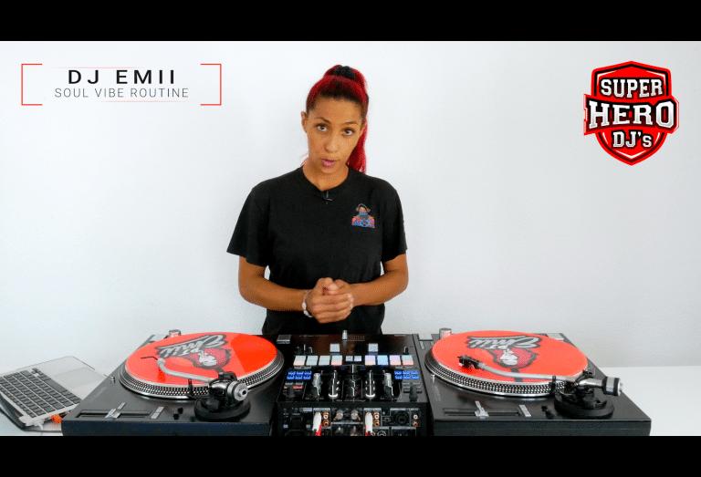DJ EMII - Soul Vibe Routine - Emii