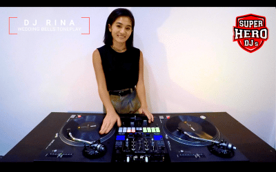DJ RINA – Wedding Bells Routine
