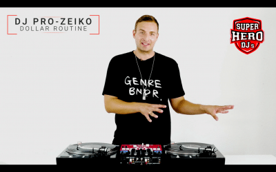 DJ PRO-ZEIKO / DOLLAR Routine