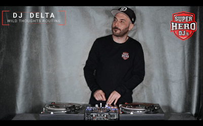 DJ DELTA – Wild Thoughts Toneplay