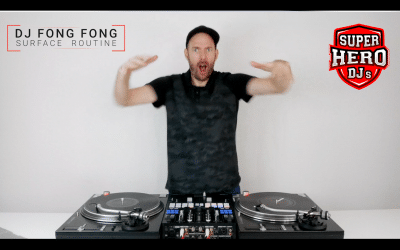DJ FONG FONG – Surface Routine
