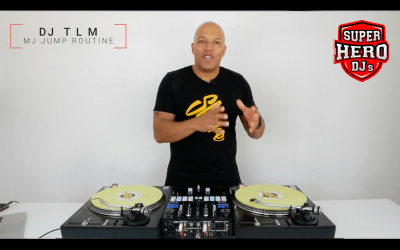 DJ TLM – MJ to JUMP Routine