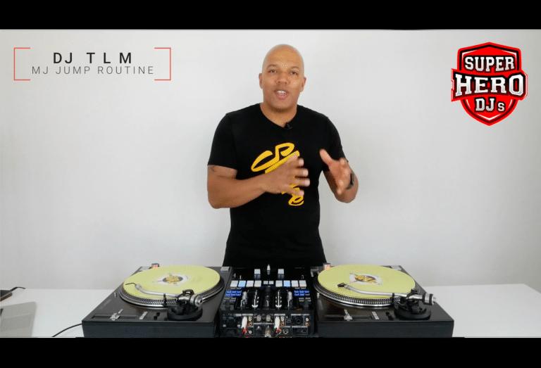 DJ TLM - MJ to JUMP Routine - Michael Jackson