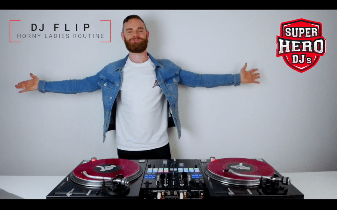 DJ FLIP – Horny Ladies Routine