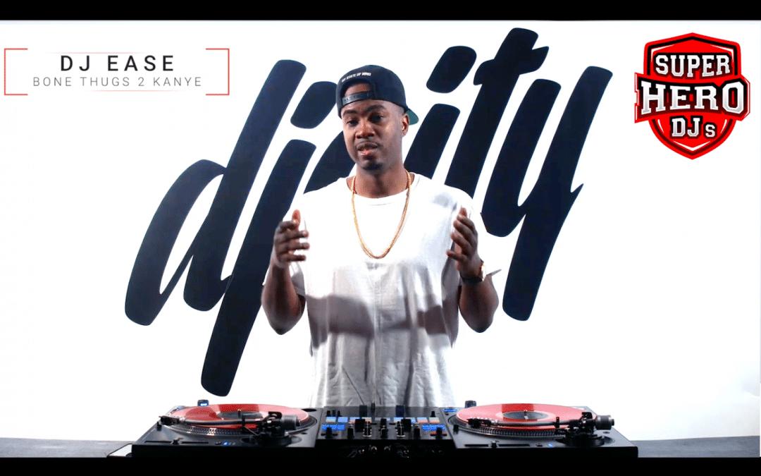 DJ EASE – Bone Thugs 2 Kanye