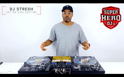 DJ STRESH – Get Em High Routine