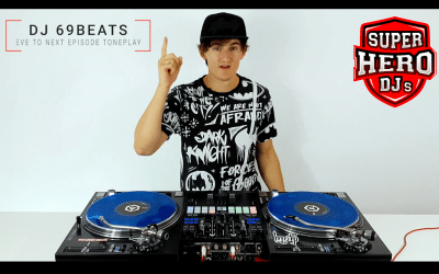 DJ 69BEATS – Eve to Next Episode Toneplay