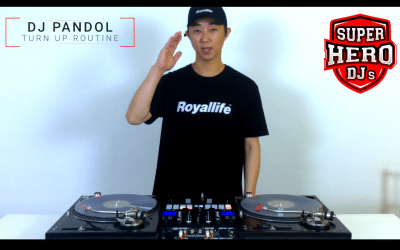 DJ PANDOL – Turn Up Routine