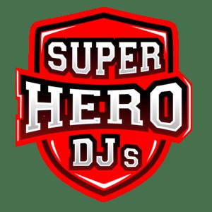 SUPERHERO DJs - LOGO mid