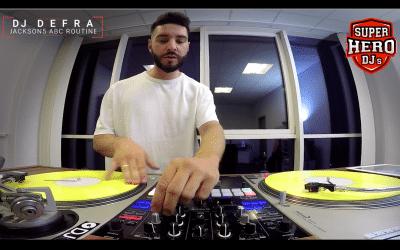 DJ DEFRA – Jackson 5 ABC Routine