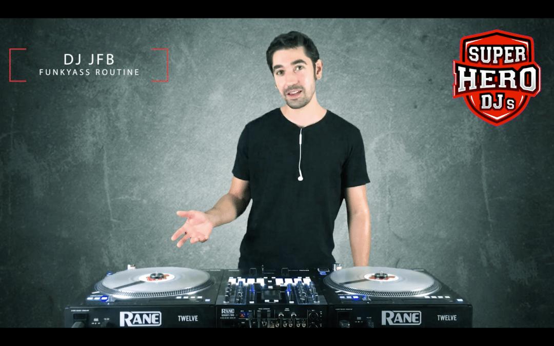 DJ JFB – Funkyass Routine