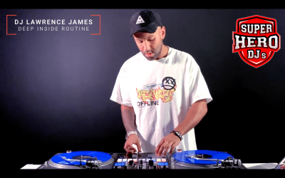 DJ LAWRENCE JAMES – Deep Inside Routine