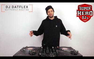 DJ DATFLEX – Butterfly Routine