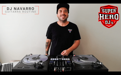 *SPOTLIGHT* DJ NAVARRO – GUITARRA Routine