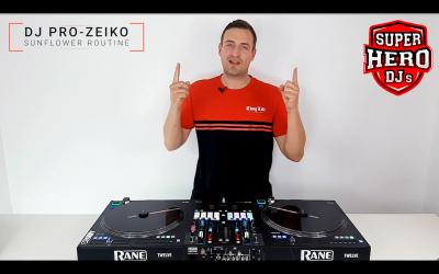 DJ PRO-ZEIKO – Sunflower Routine
