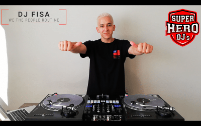 DJ FISA – We the People Routine