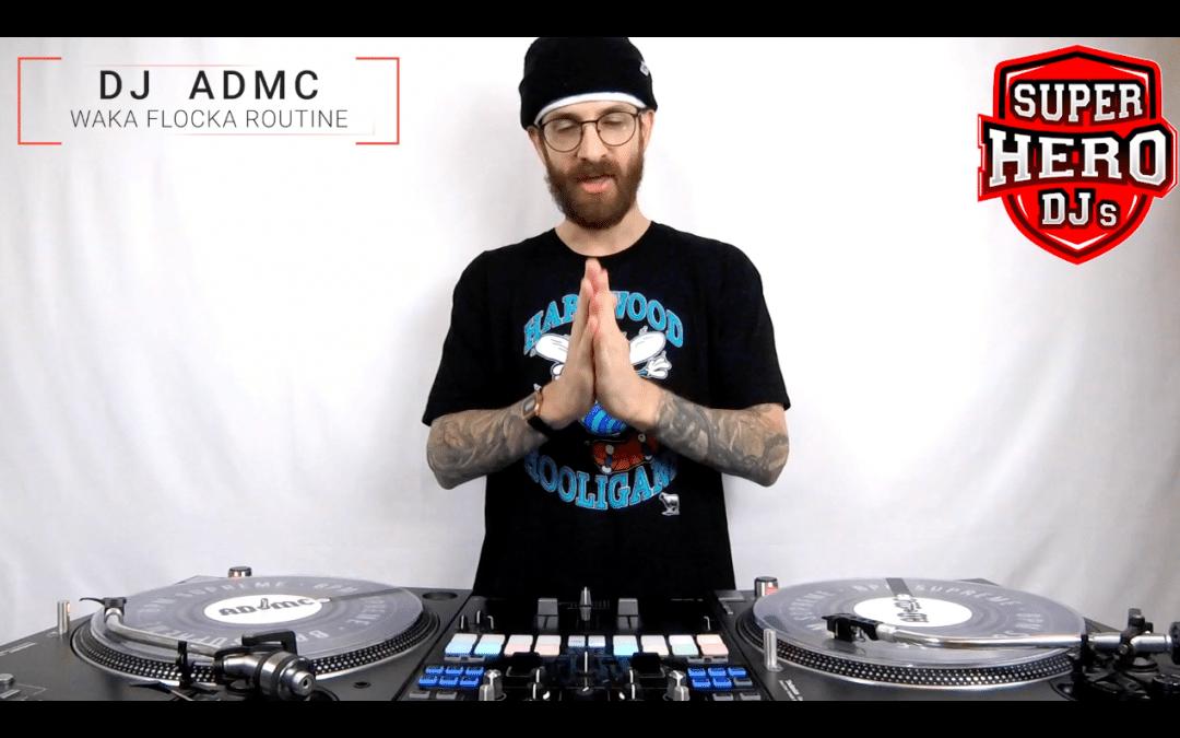 DJ ADMC – Waka Flocka Routine