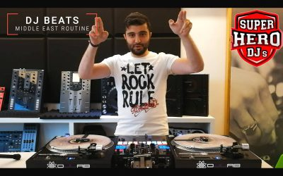 DJ BEATS – Middle East Routine