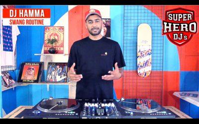 DJ HAMMA – SWANG Routine