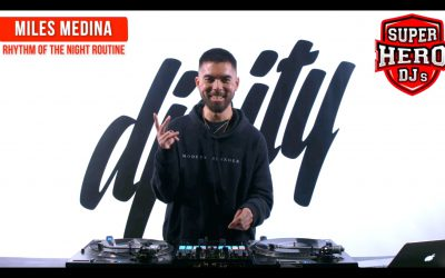 MILES MEDINA – Rhythm of the Night Routine