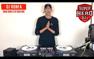 DJ RONFA – Bum Bum Flip Routine