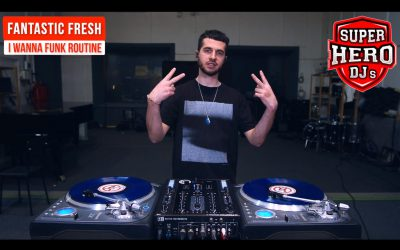 DJ FANTASTIC FRESH – I wanna funk Routine