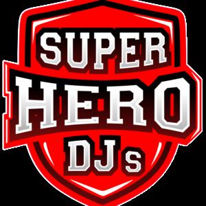 LOGO - SUPER HERO DJs
