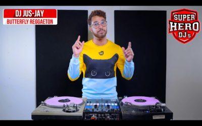 DJ JUSJAY – Butterfly Reggaeton Routine
