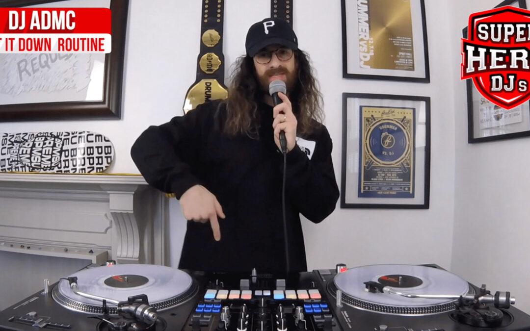DJ ADMC – Put It Down Routine