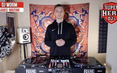 DJ WORM – Ladies Routine