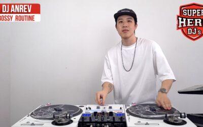 DJ ANREV – Bossy Routine