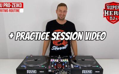 DJ PRO-ZEIKO – Ritmo Routine (+Bonus)