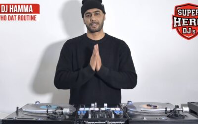 DJ HAMMA – Who Dat Routine
