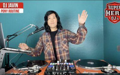DJ JAVIN – Pony Routine