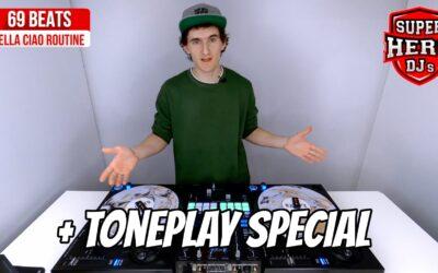 DJ 69BEATS – Bella Ciao Toneplay