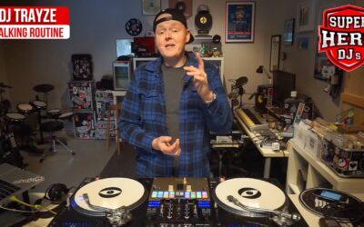 DJ TRAYZE – Keep on Walking Routine