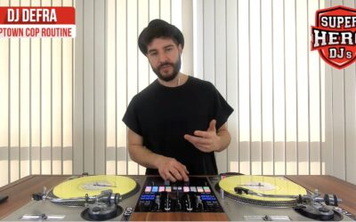 DJ DEFRA – Uptown Cop Routine