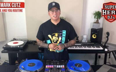 DJ MARK CUTZ – Me and You Routine