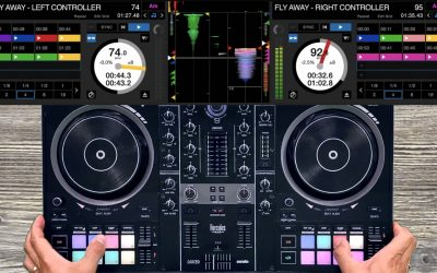 DJ PRO-ZEIKO – Fly Away CONTROLLER